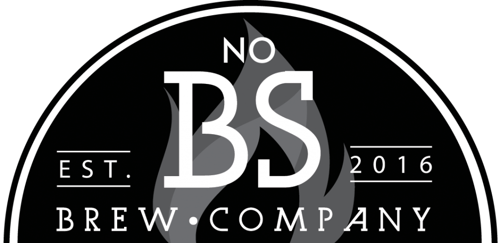 No BS Brew Company Logo